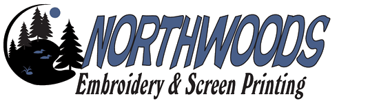 Northwoods Embroidery and Screen Printing near me